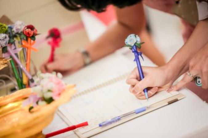 hiring a wedding vendor contract