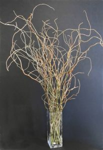 Curly Willow diy bouquet wedding flower floral