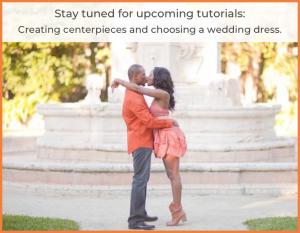 diy wedding planning tutorial how to